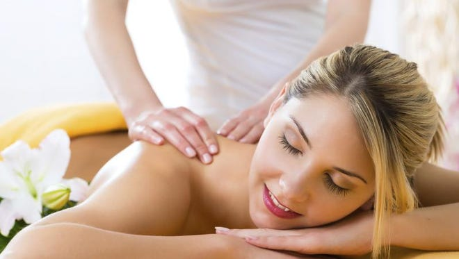 Consider a massage for a gift.