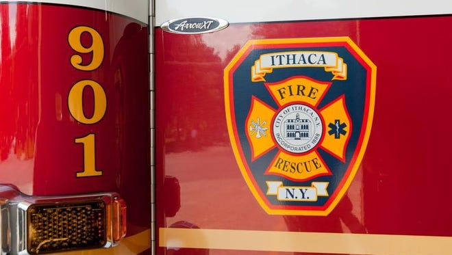Ithaca Fire Department