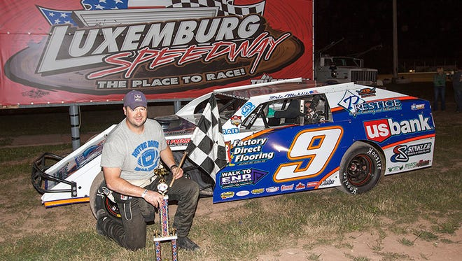 Green Bay native Eric Mahlik will serve as the new promoter for Luxemburg Speedway in 2016.