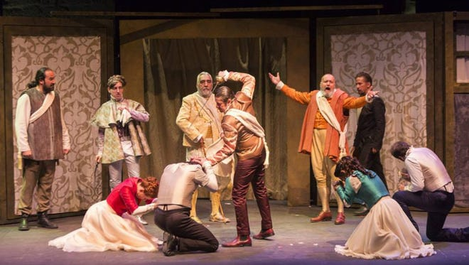 The Siglo de Oro Drama Festival is underway at the Chamizal National Memorial