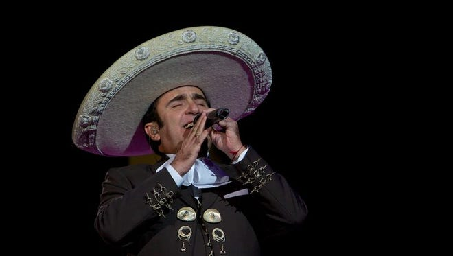 The concert featuring Vicente Fernández Jr., son of famed ranchera singer Vicente Fernández, has been postponed at the El Paso County Coliseum.