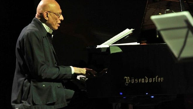 Detroit-born pianist Kirk Lightsey will be part of a Homecoming band with drummer Louis Hayes and bassist Robert Hurst on Sunday.
