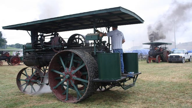 """The 41st annual Lanesville Heritage Weekend """"Celebrating 200 Years of Hoosier Hospitality"""" runs through the weekend."""