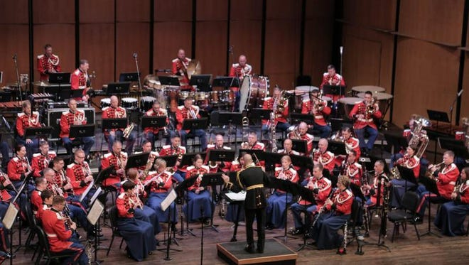 """The President's Own"" United States Marine Band will perform at Mauldin High School on Oct. 27."