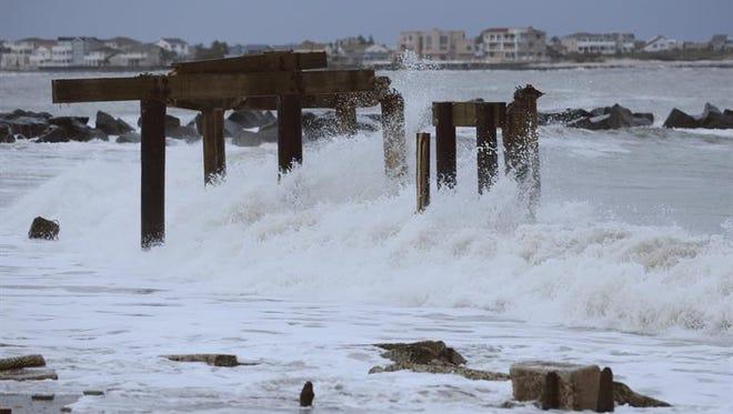 En esta temporada de huracanes en el Atlántico se han formado 14 tormentas tropicales, de las que 6 se han convertido en huracanes (Alex, Earl, Gastón, Hermine, Matthew y Nicole).