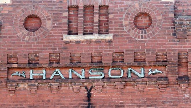 The Hanson Building in Belle Plaine.