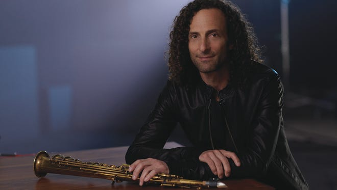 Saxophonist Kenny Gorelick, better known as Kenny G, lets the songs do the work when arranging songs for his soprano sax.