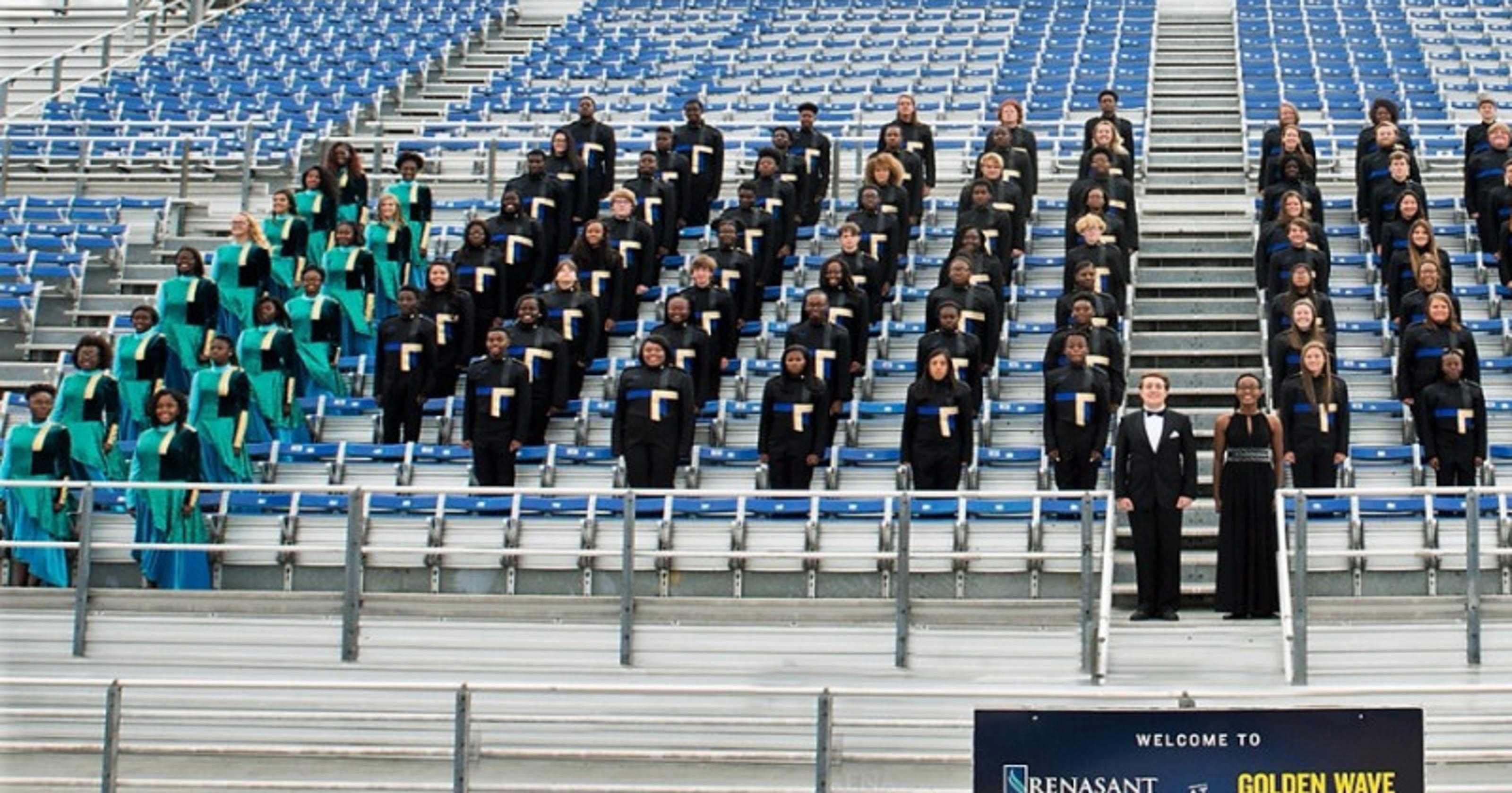 MS high school band to perform in inaugural parade
