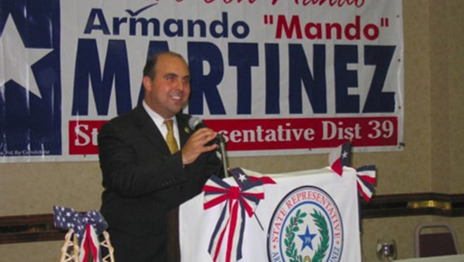 Texas Rep. Armando Martinez of Weslaco.