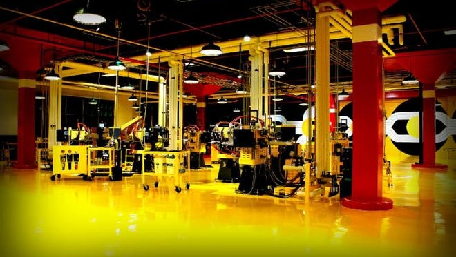 The new vinyl presses at Third Man Records' Detroit location will start running Feb. 25.