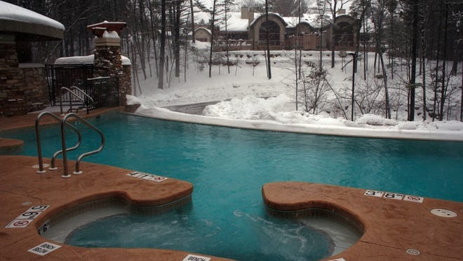 The expansion of Sundara Spa, Wisconsin Dells, will include the addition of an outdoor saltwater pool; the facility already has a freshwater pool that is accessible during all seasons.