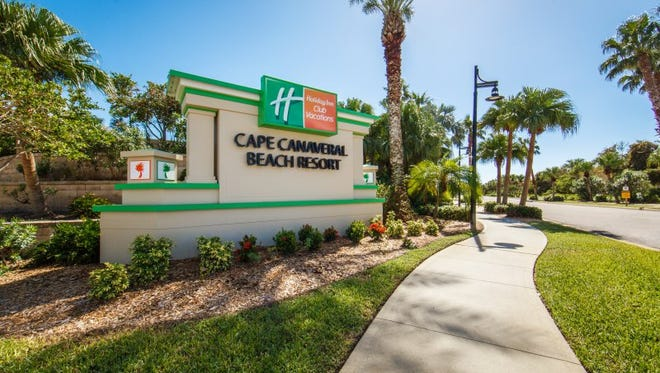 Orange Lake Resorts, home to Holiday Inn Club Vacations  brand, broke ground Thursday on a five-story, 42-room villa and pool addition to its Cape Canaveral Beach Resort.