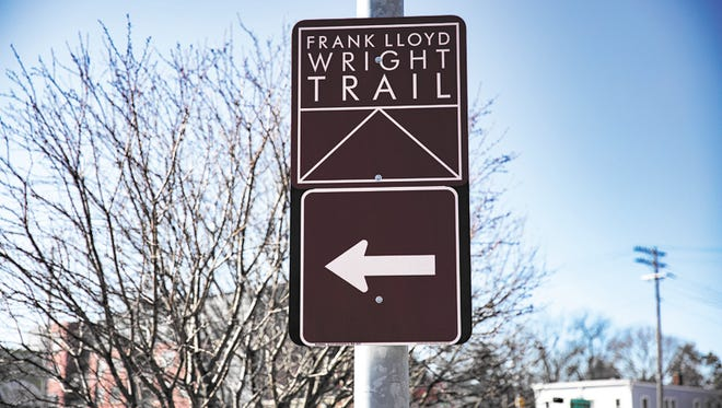 The new Frank Lloyd Wright Trail features nine stops in Wisconsin.