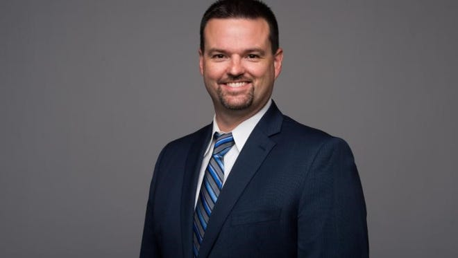 FBI Special Agent Bryan Drake, a South Lyon resident, recently among finalist for federal recognition.