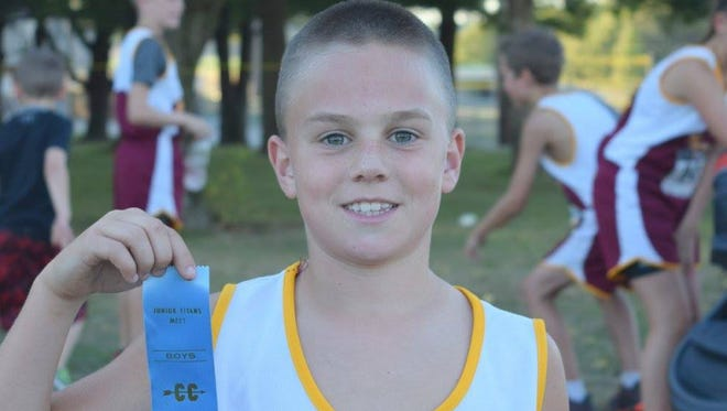 Mitch Steckler, 11, was killed in an ATV crash earlier this week. A GoFundMe campaign for his family raised more than $20,000 in less than two days.