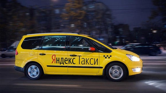 Yandex.Taxi will be merging operations with Uber, which