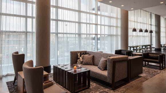 Hilton has opened its first Canopy hotel in North America