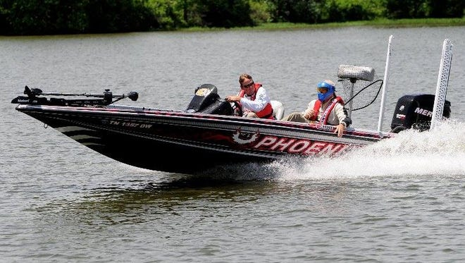 The Tennessee Boat and Fishing Expo at the Wilson County Expo Center is Friday-Sunday.