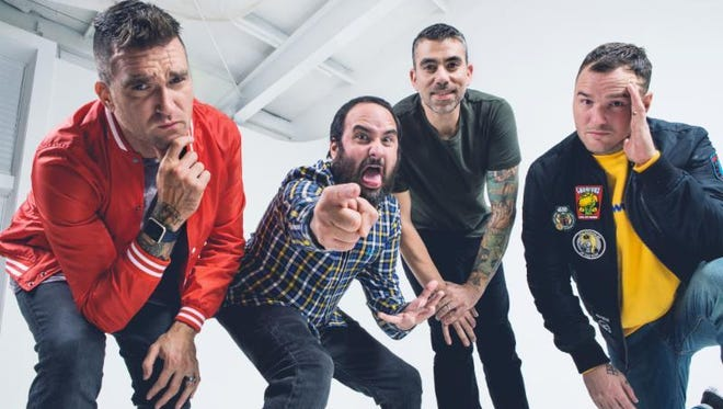 New Found Glory will be at the Marquee Theatre in Tempe on June 19, 2018.