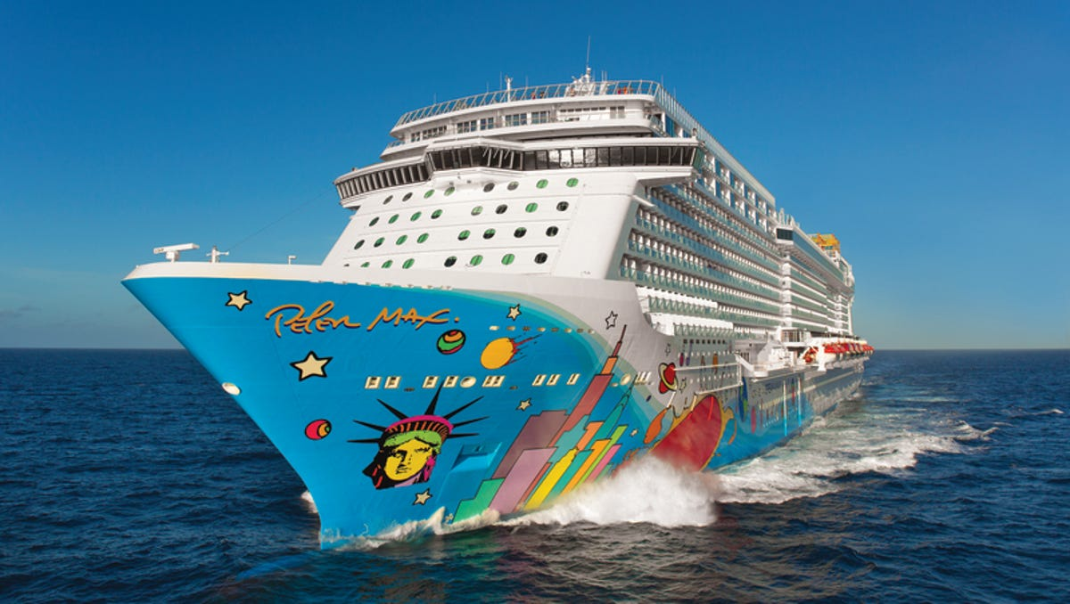Norwegian Breakaway To Become New Orleans Biggest Cruise Ship Ever