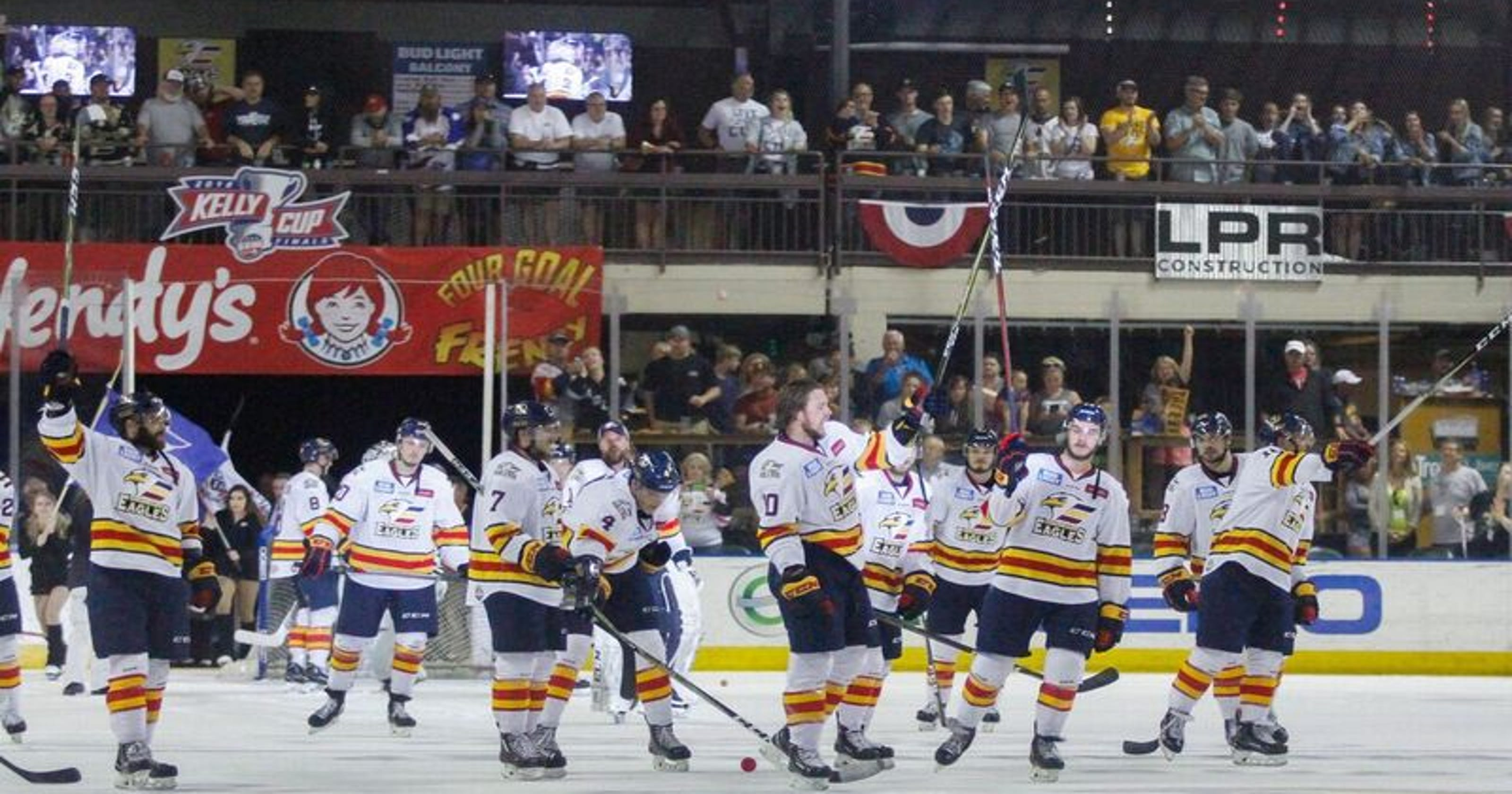 Offseason Flurries Eagles Move On In Final Echl Season
