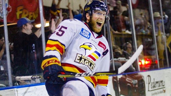 The Colorado Eagles won Game 6 of the Kelly Cup Finals 4-2 on Wednesday at the Budweiser Events Center to force Game 7 on Saturday at the Florida Everblades.