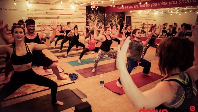 June 21 is International Day of Yoga.