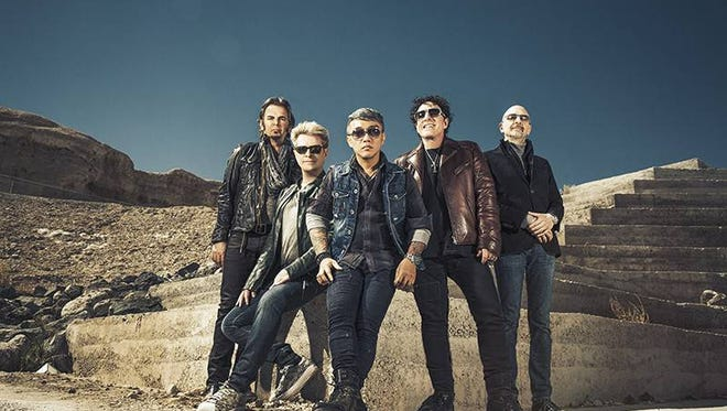 Journey will perform July 11 at the KFC Yum Center with Def Leppard.