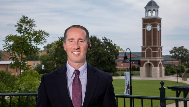 Chris Ramey has been named director of alumni engagement for Freed-Hardeman University.