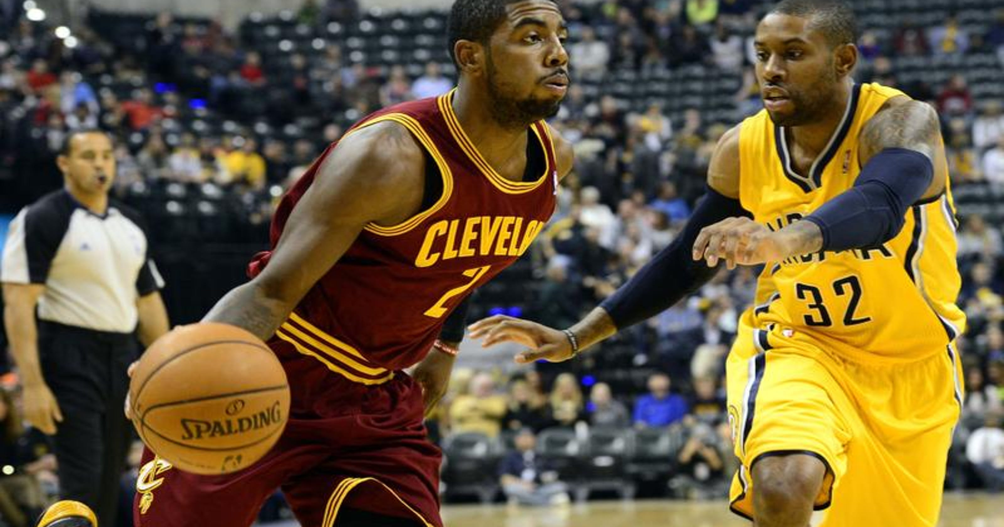 Pacers notes  C.J. Watson starts vs. Cleveland in place of injured George  Hill e07f0e48a