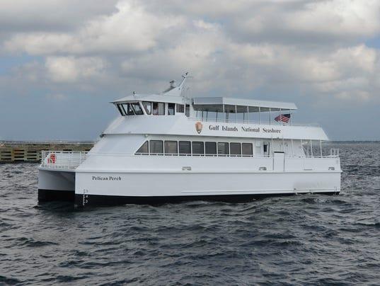 Pensacola Bay Ferry Boats 8