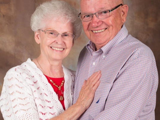 Anniversaries: Lyle Sagness & Vivian Sagness