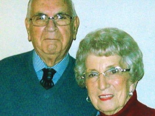 Anniversaries: Bud Christensen & Ruth Christensen