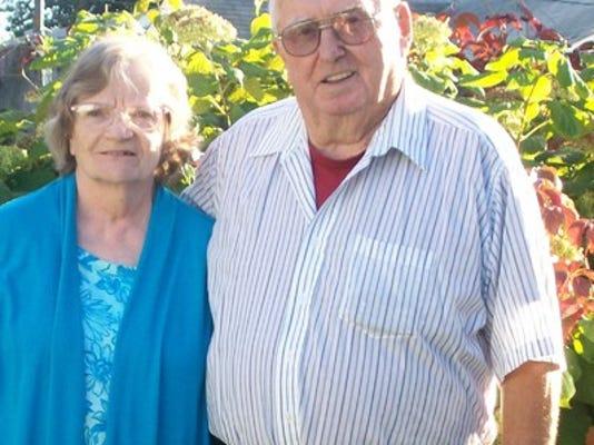 Anniversaries: Eugene Schnider & Dona Schnider