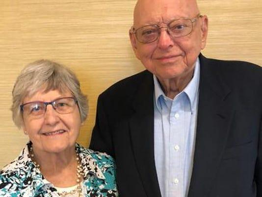 Anniversaries: Charles Jarratt & Annette Jarratt