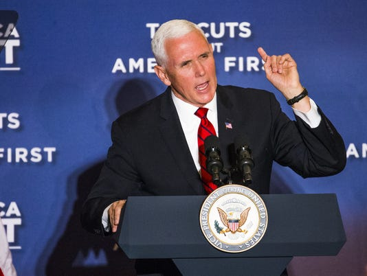 Vice President Mike Pence visits Arizona