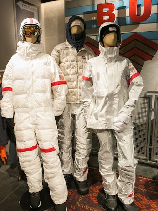 Burton Olympic Uniform Unveiling : Event
