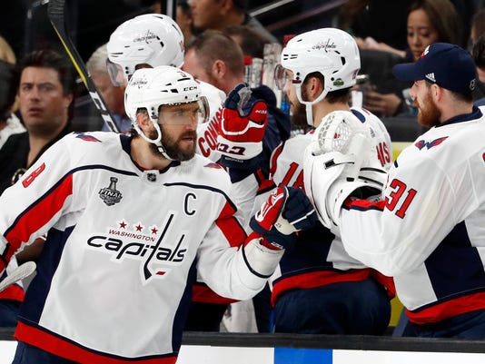 AP STANLEY CUP CAPITALS HOCKEY S HKN USA NV