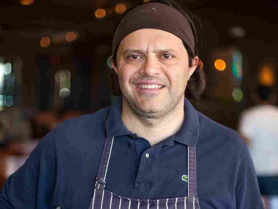 Claudio Urciuoli is one of the Valley's most talented chefs.