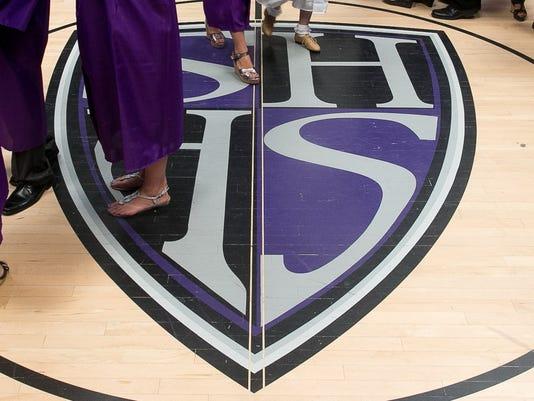 Shadow Hills High School Graduation