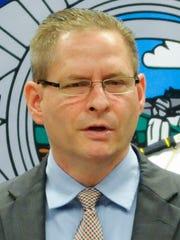 Richard Thornton, FBI, Minneapolis field office, spoke