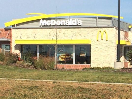 Ankeny McDonalds on Southwest State Street