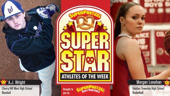 SUPERPRETZEL Super Star Athletes