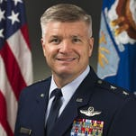 Maj. Gen. Jerry Harris has been named vice commander of Air Combat Command.
