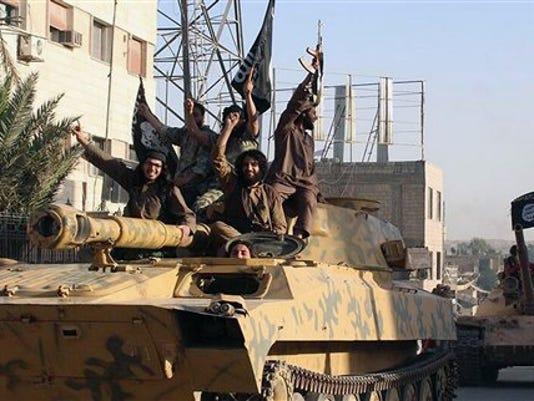 Mideast Syria Islamic_Wasi