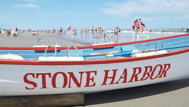 Stone Harbor, New Jersey, is set at the southern end of Seven Mile Island.