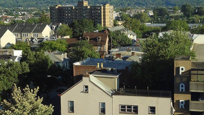 Allenstown, Pennsylvania.