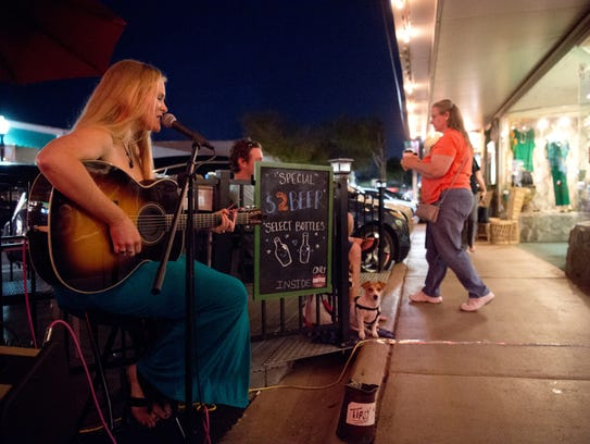 Abby Owens will perform 7-10 p.m. May 14 at Kilted