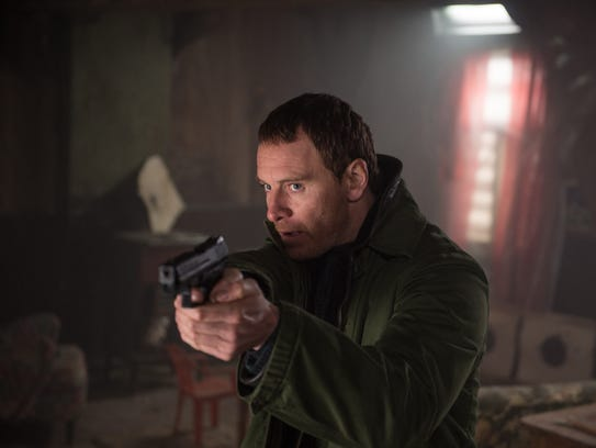 Harry Hole (Michael Fassbender) is an alcoholic detective