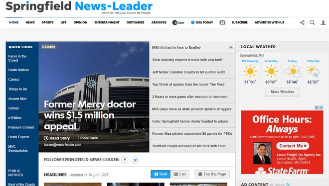 A News-Leader digital subscription provides instant and unlimited access.